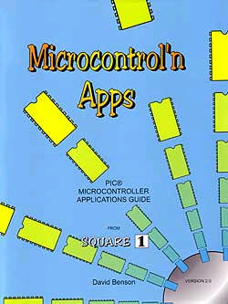 Microcontrol'n Apps - PIC Microcontroller Applications Guide